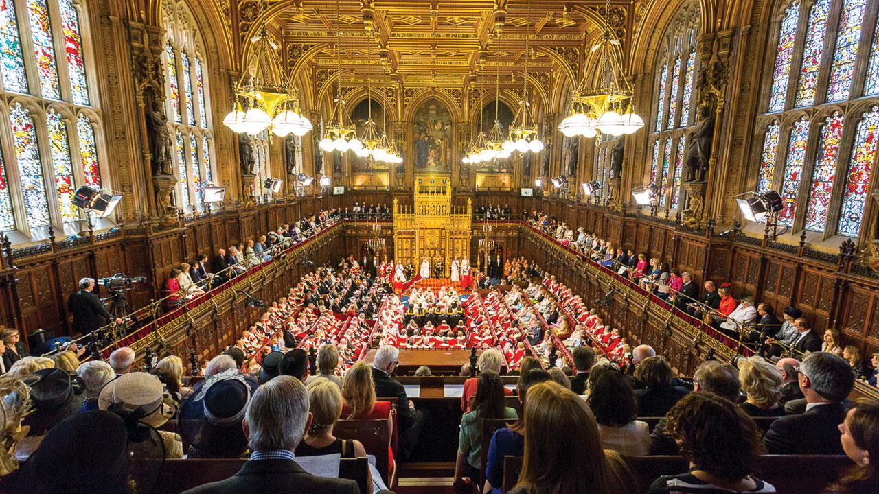 Photo of the House of Lords